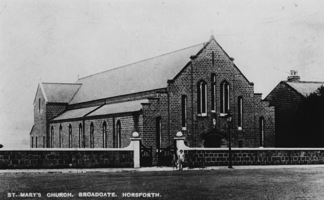 St Mary's in the 30's