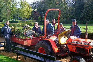 Friends of Towneley Park Gardening Club