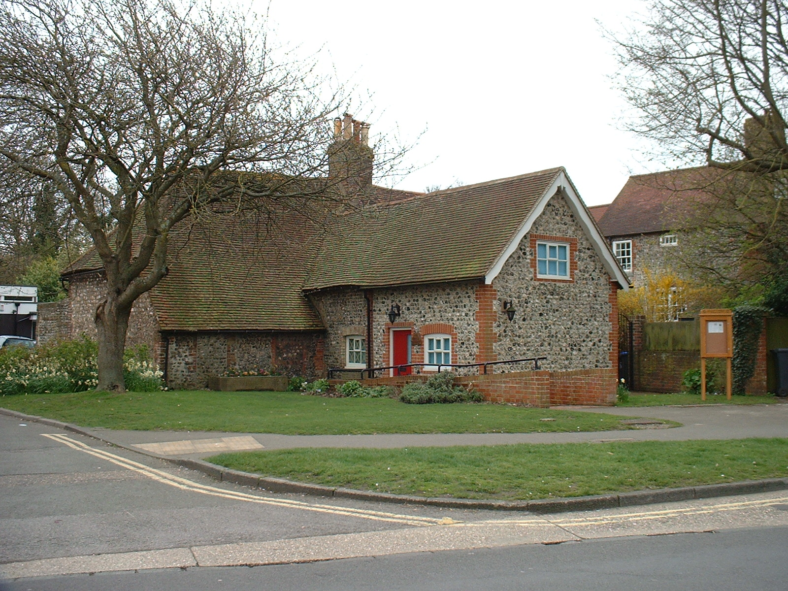 Southwick Sussex Society The Manor Cottage
