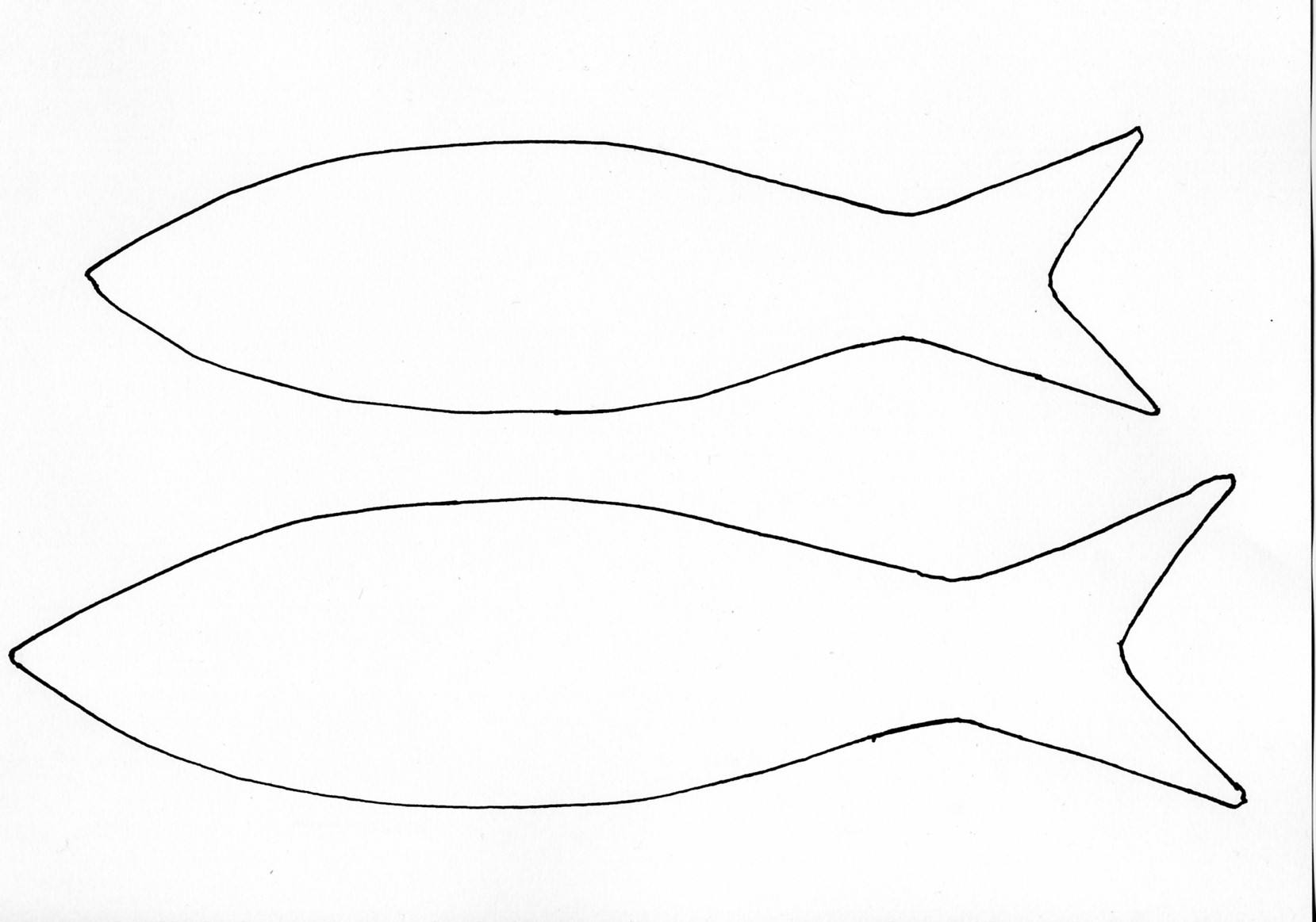 Fish template others templates that are