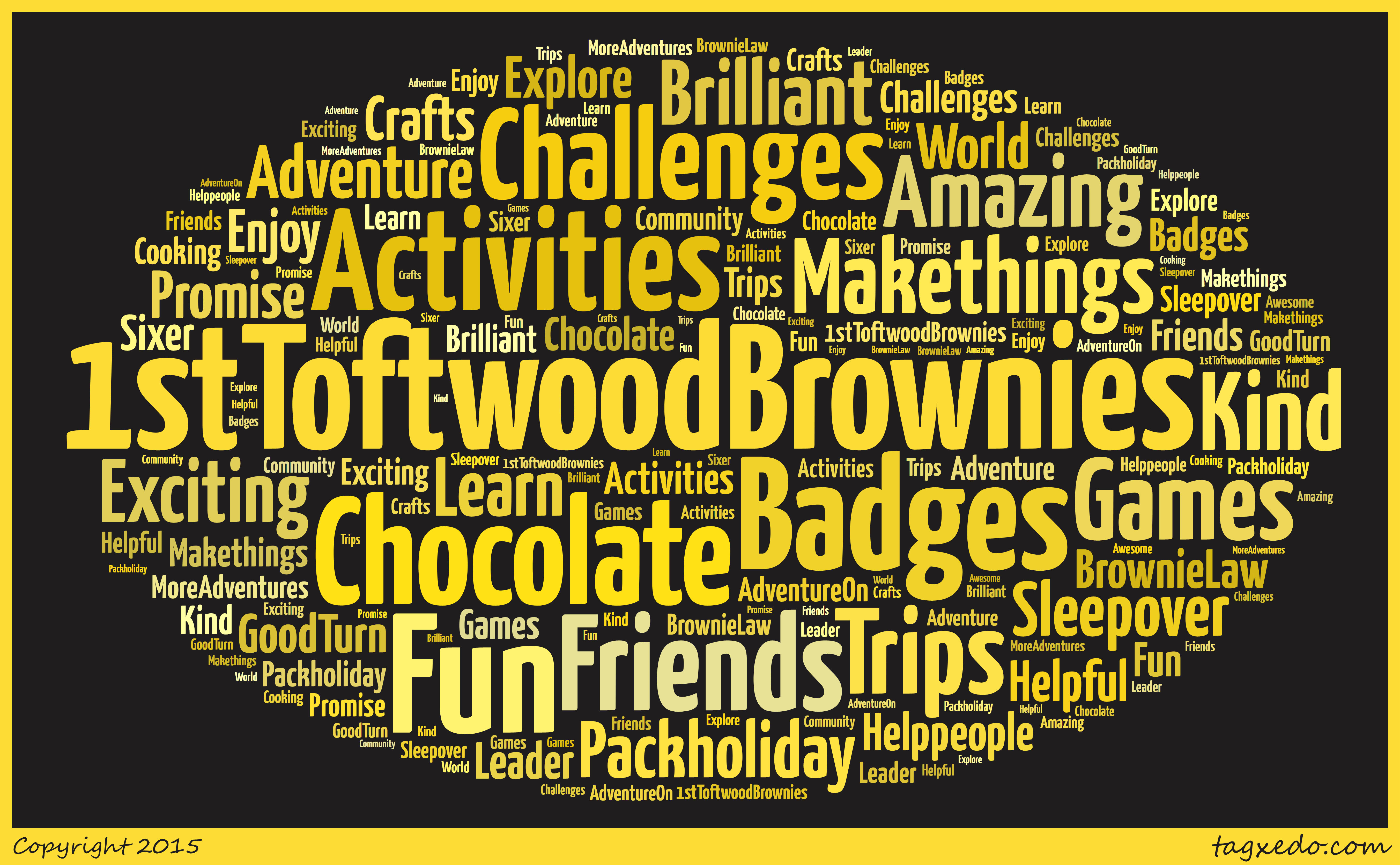 st toftwood brownies about us some words our brownies used to describe 1st toftwood brownies and what we get up to