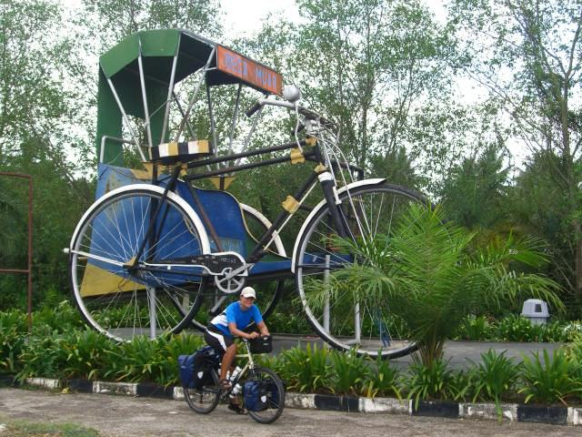 A very big bike