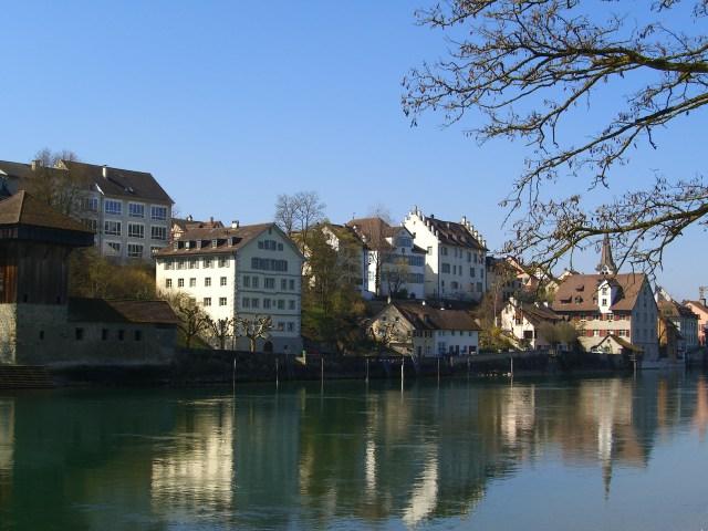 Across the Rhine