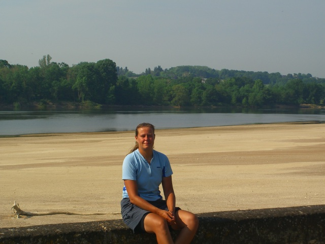 Kat by the Loire