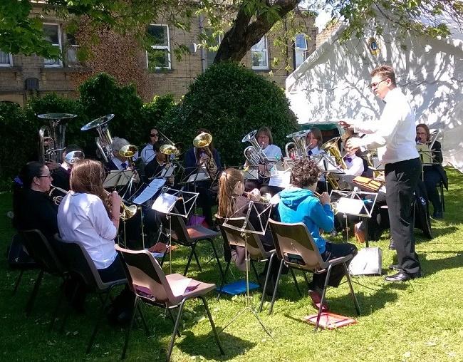 Honley Community Festival