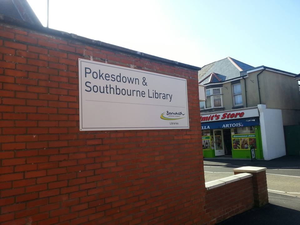 pokesdown library
