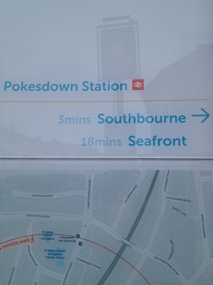 pokesdown sign