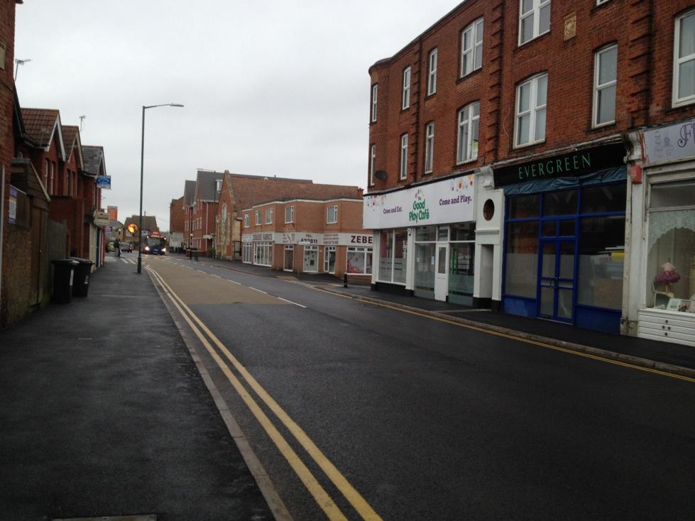 seabourne road