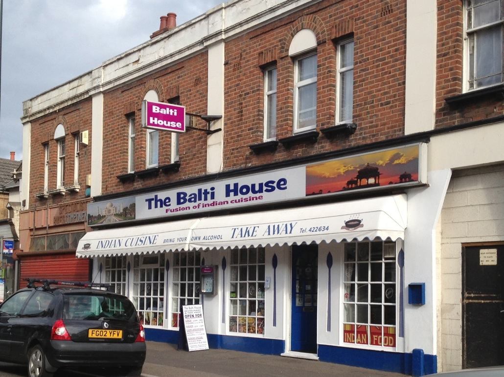 Balti House Pokesdown