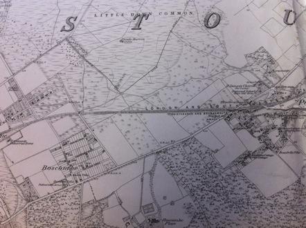 Pokesdown Community Forum Historic Maps