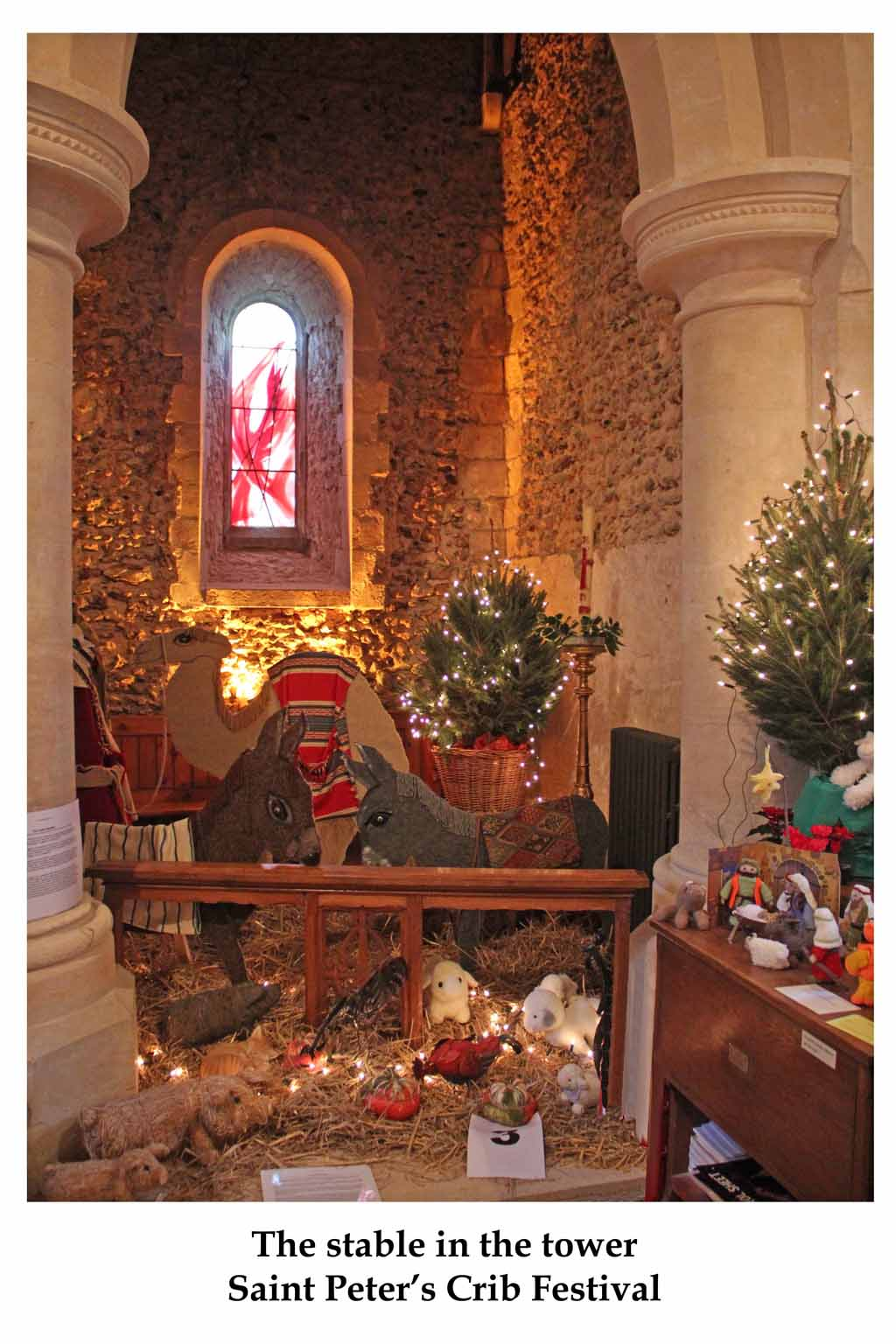 St Peter East Blatchington Amp St Andrew Bishopst Crib