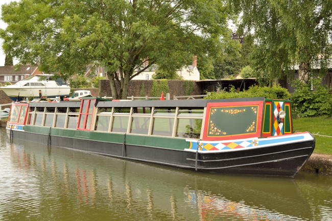 WSNTA Tiverton Canal