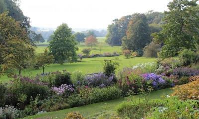 WSNTA Coton Manor Garden