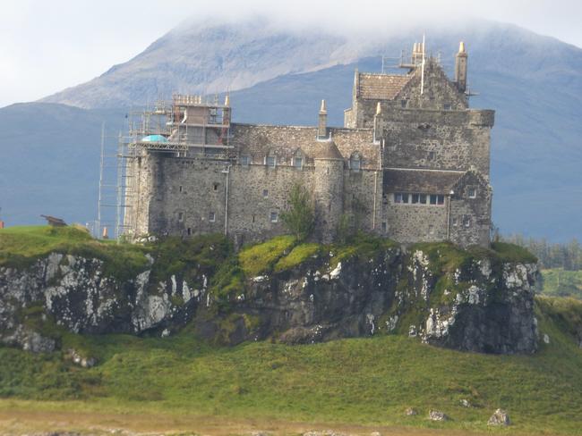 WSNTA Duart Castle