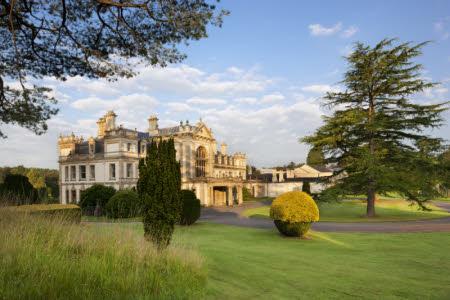 WSNTA Dyffryn Gardens and House