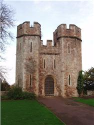 Tenants Hall, Dunster Castle