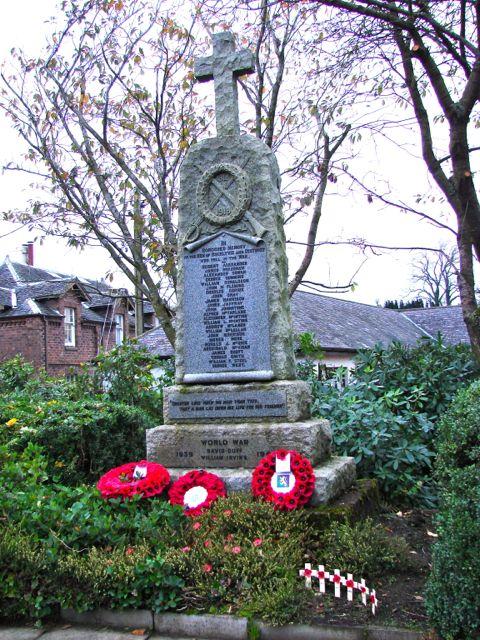 War Memorial 2011