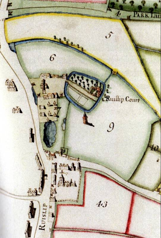 Doharty map
