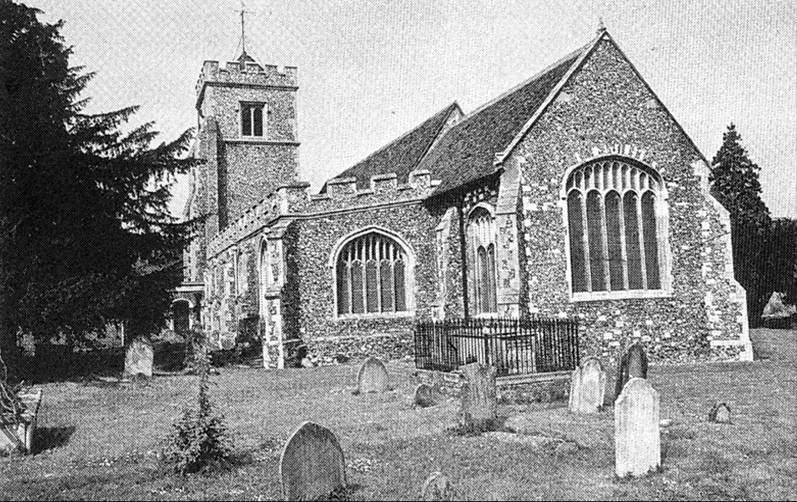 ruislip church
