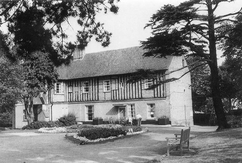 manor farm house 1970s