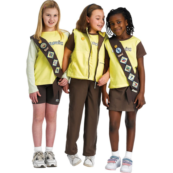 296th birmingham brownies   the uniform