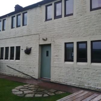 Holme guide cottage west yorkshire gallery for Cottage back door