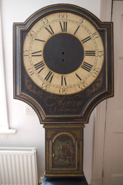 friends of the cathedral of the forest the tavern clock
