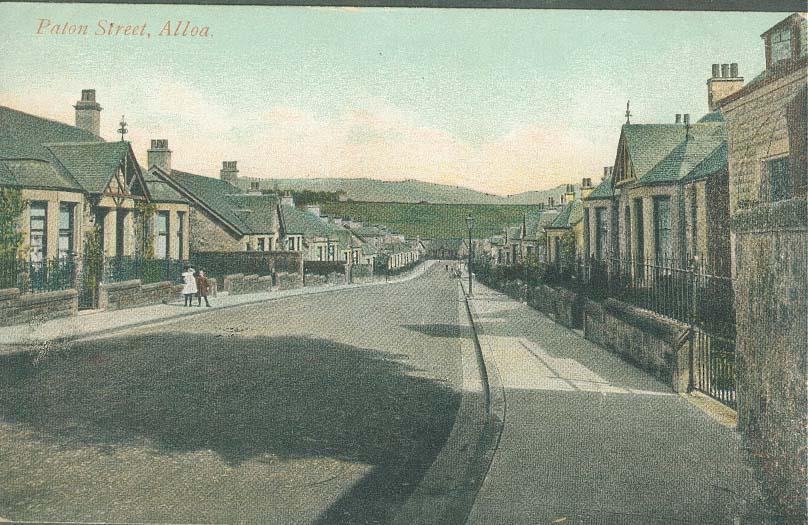 Mill Hall Pa >> Alloa Community Council - Paton Street Alloa