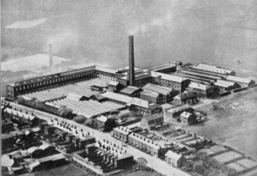 History Of Walkden Cotton Industry