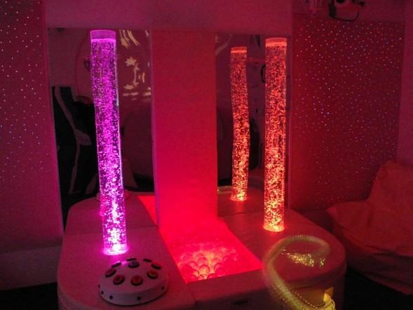 Elmbridge Mencap Sensory Rooms