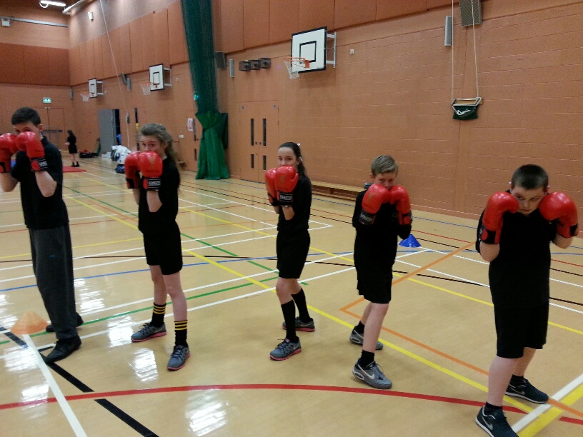 Anfield Amp North Liverpool Boxing Club Schools And Youth