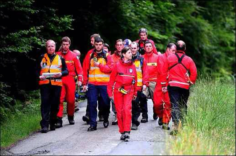Trossachs Search And Rescue Team