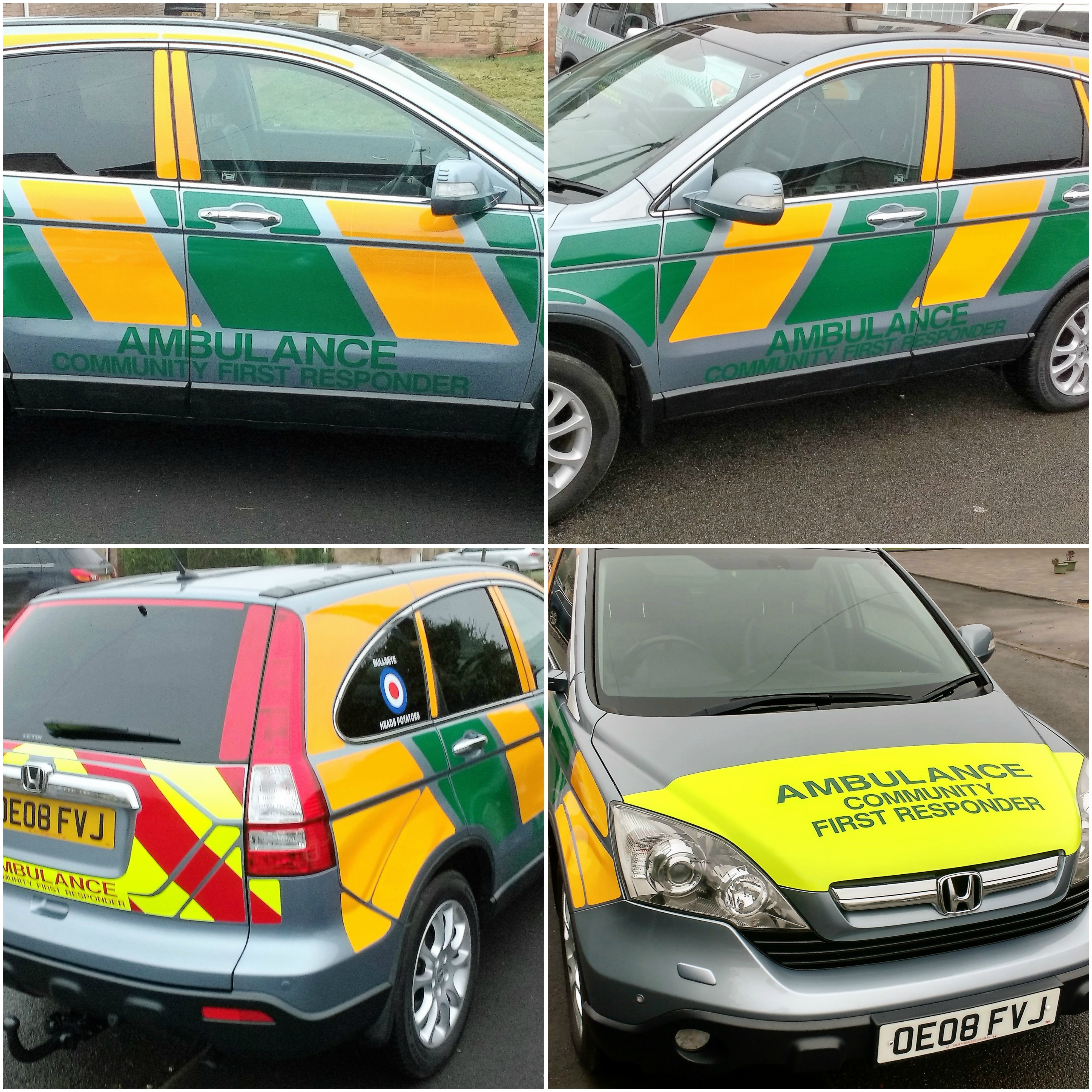 Alveley Community First Responders