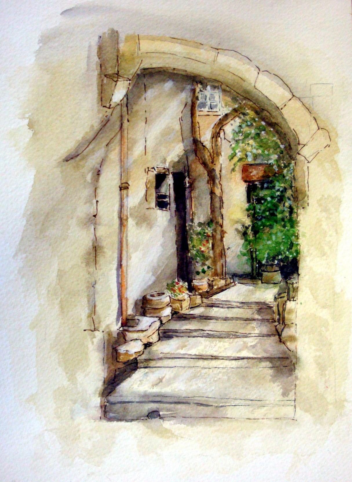 Ingleby Barwick Art Group - Joan Betts