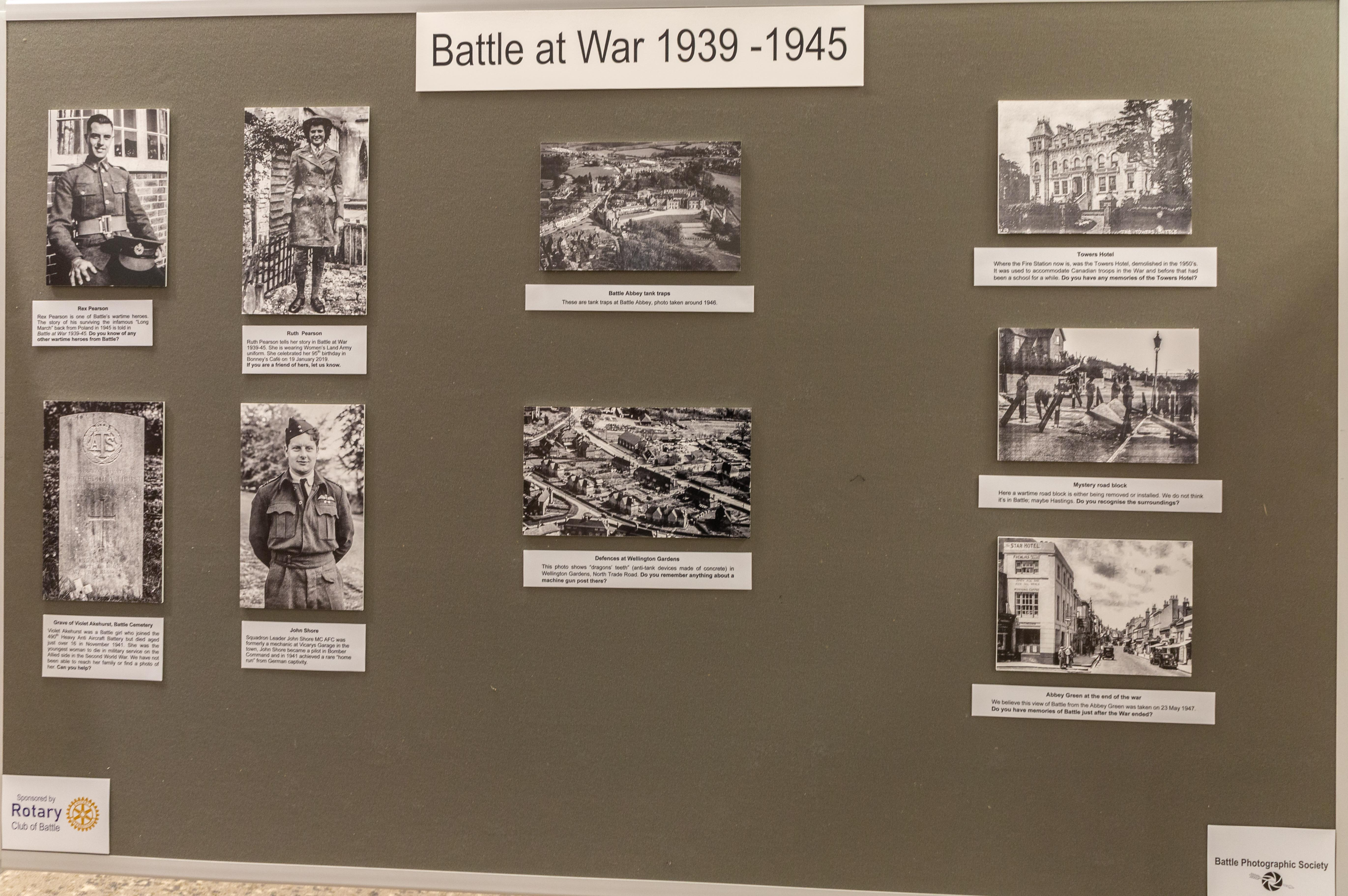 Battle and District Historical Society - News and e-Newsletters