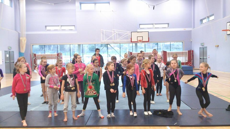 Barnsley Premier Gymnastics Club Barnsley Championships