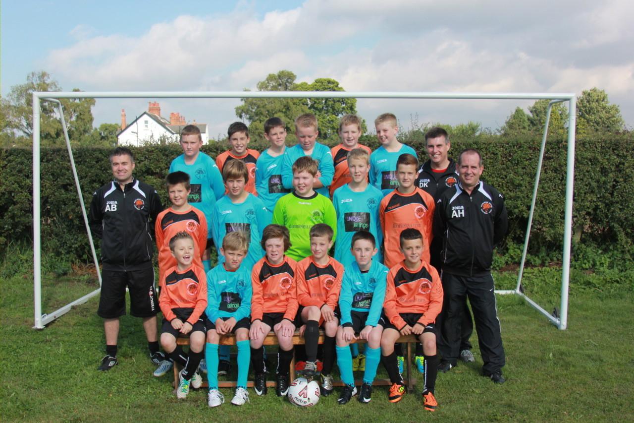 Poppleton Junior Football Club U13 Boys Panthers