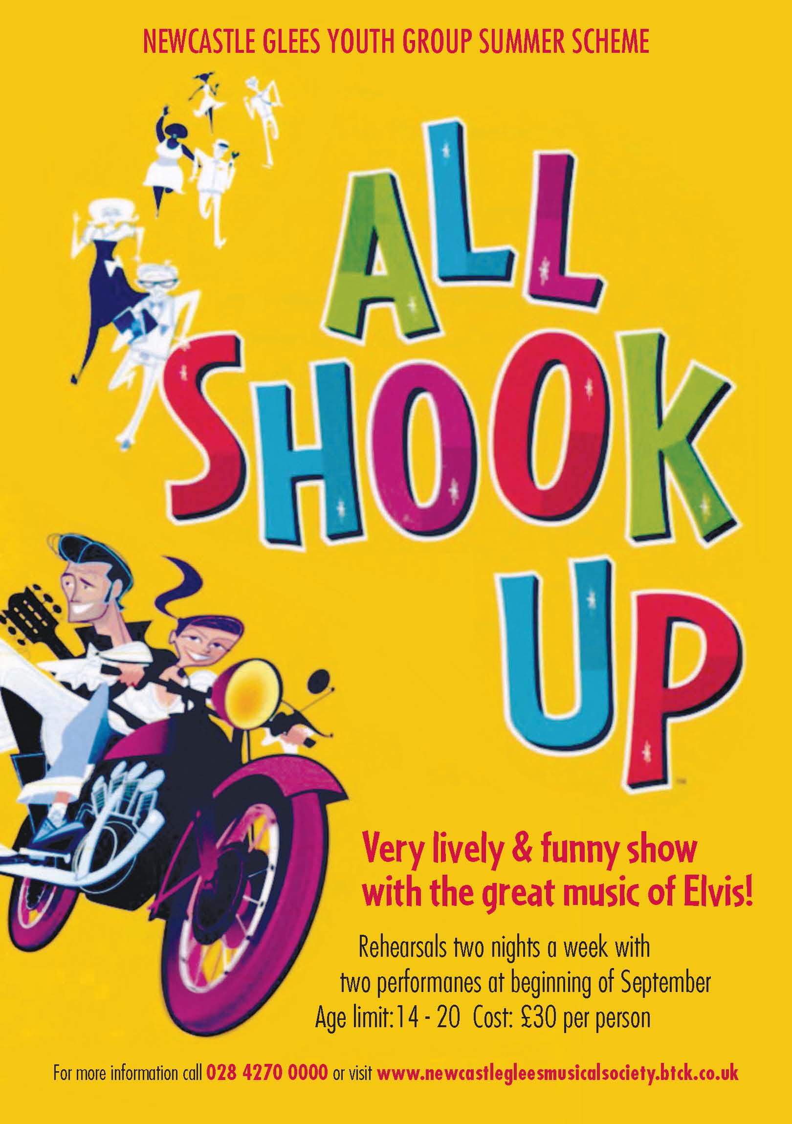 All Shook Up Illustrates the Power of Music