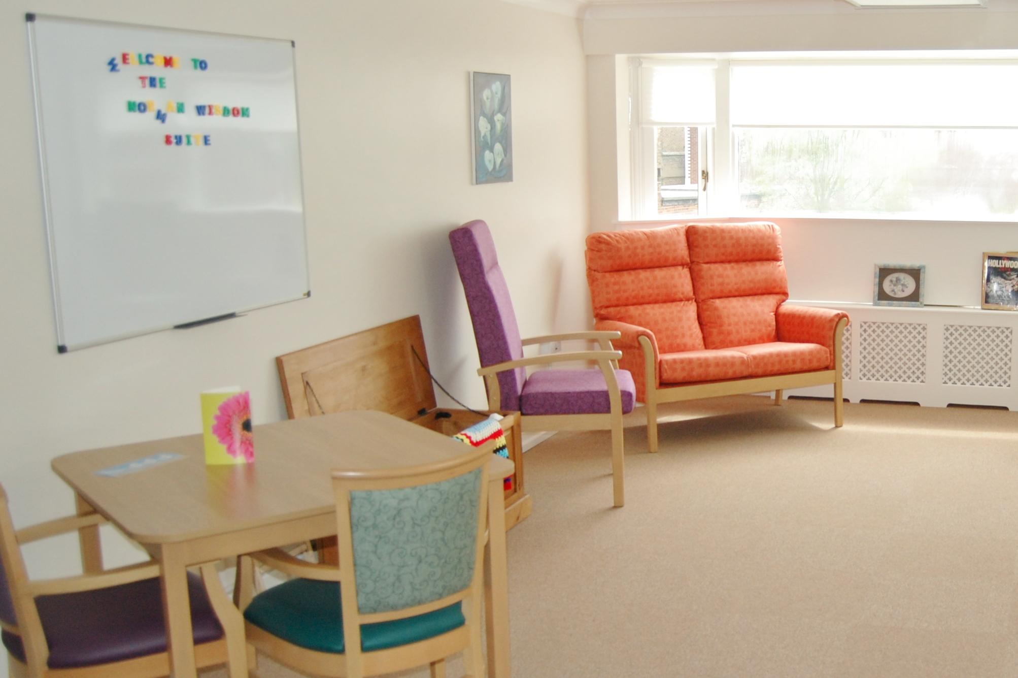 The Deal Centre Norman Wisdom Suite Dementia Day Care