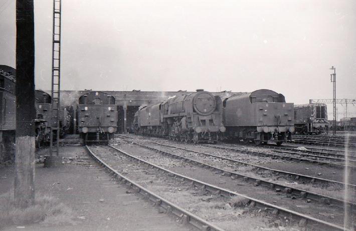 The 8d Association Speke Junction Locomotive Shed 8c