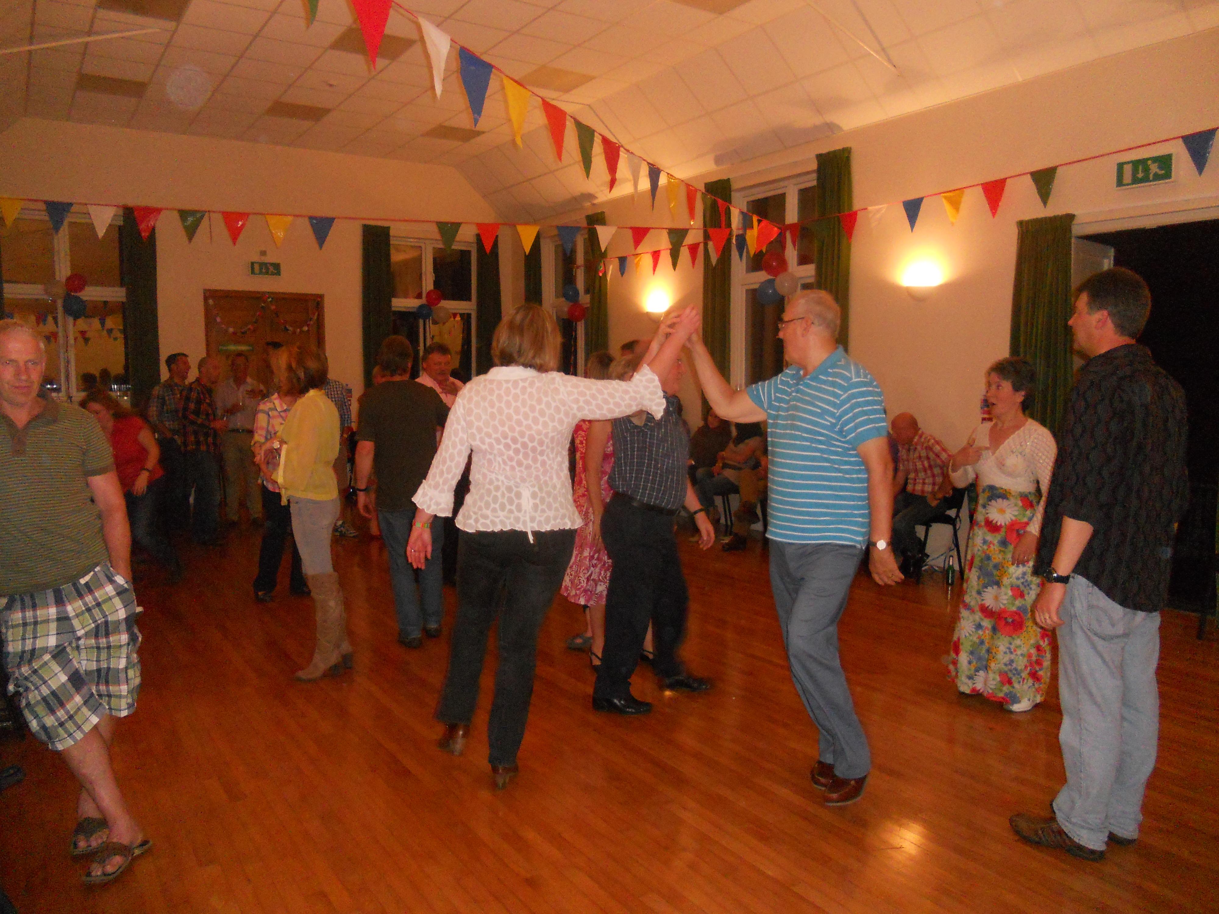 Ashleworth Jubilee Celebrations