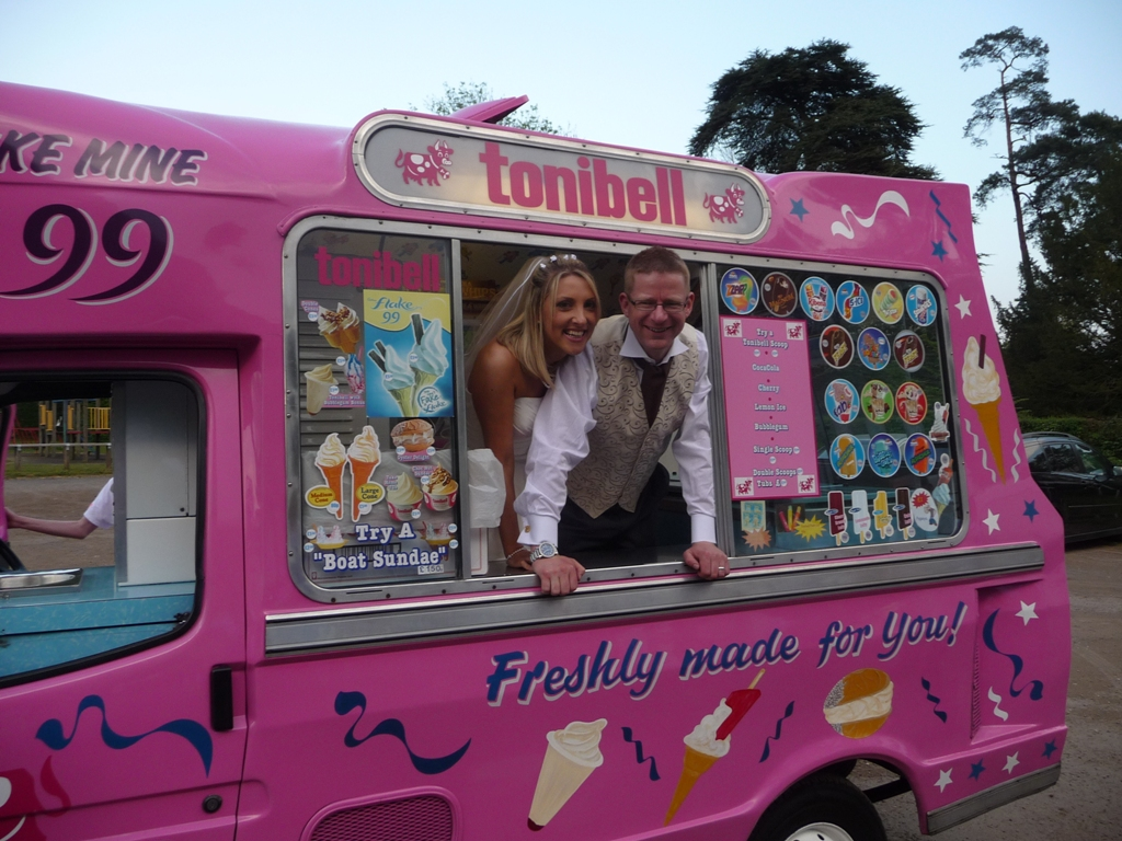 7070868e8b Wedding ice cream vans vintage wedding cake desserts or wedding photos at  tonibell ice cream van hire are the most original