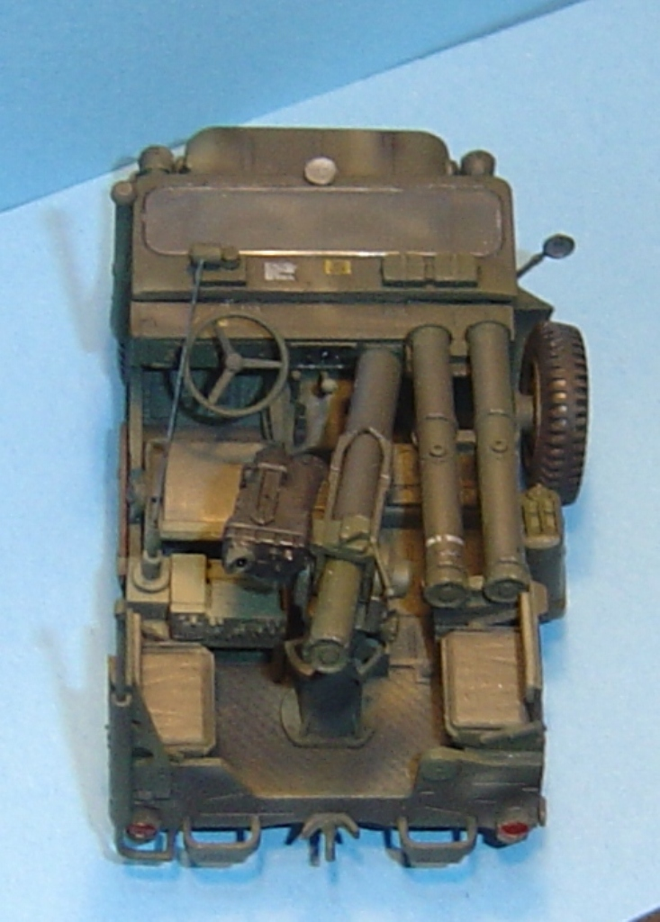 The M151 Mutt M151 A2 Tow