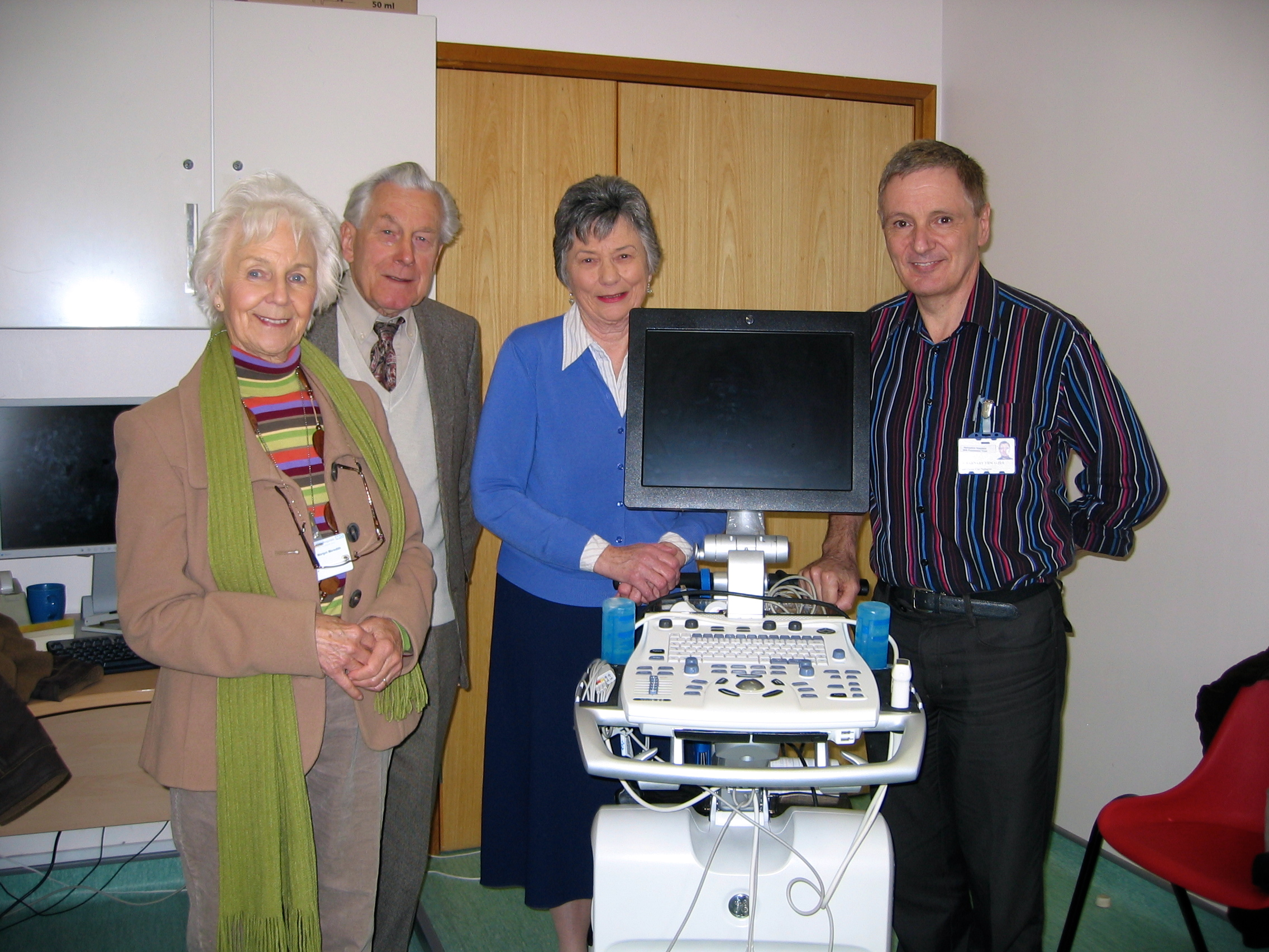 Friends of the Royal Hampshire County Hospital Win - News