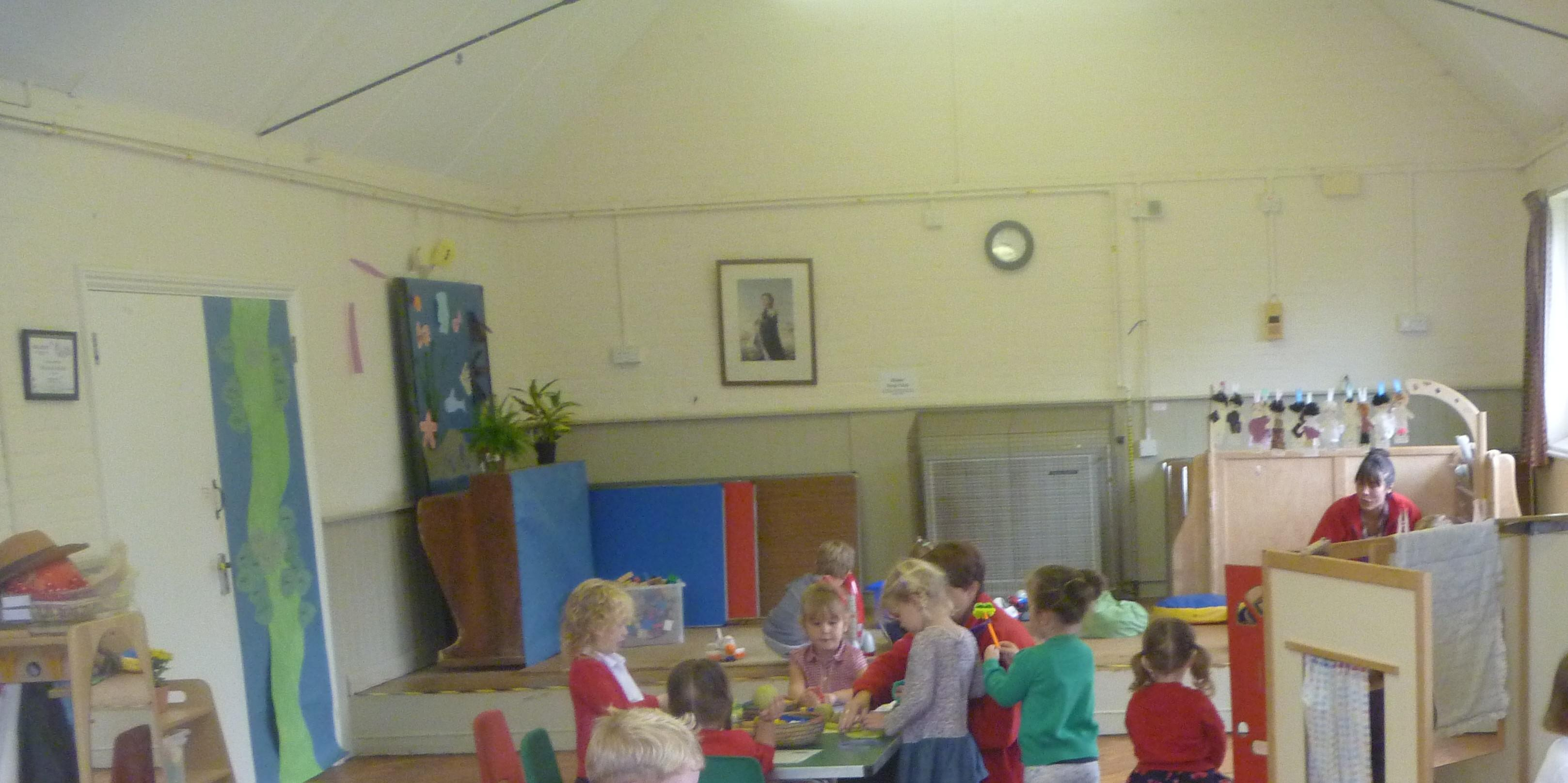 Staff And Their Rs So They Are Independent Behave Well Resources Used Children Initiate Own Activities