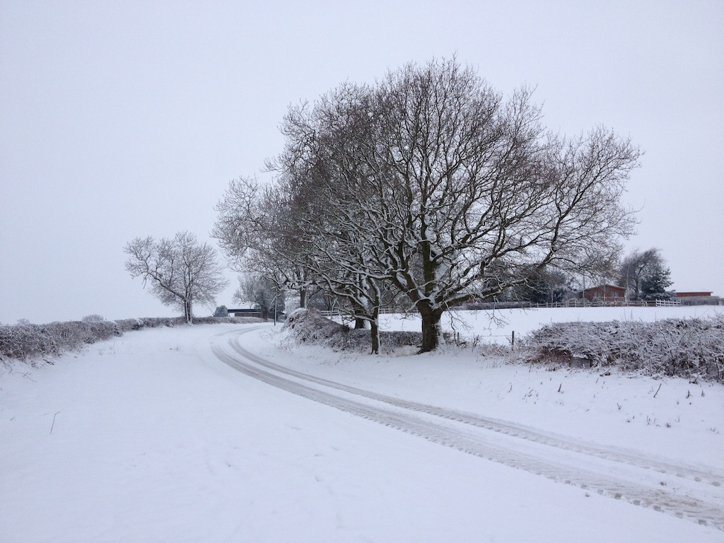 The Website Of Netherseal Village Winter 2013 In Netherseal