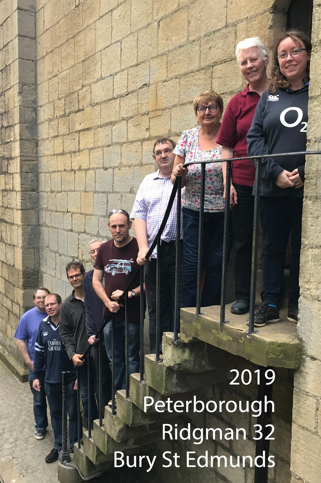 Peterborough Diocesan Guild of Church Bellringers - LATEST