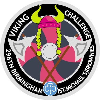 a199ec2eb 296th Birmingham Brownies - VIKING CHALLENGE